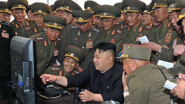 Kuzey Kore Hackerları Şimdi de Hırsızlık Peşinde
