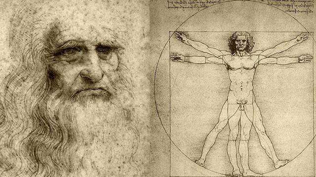 Leonardo da Vinci'nin Notları Çevrimiçi Ziyarete Açıldı