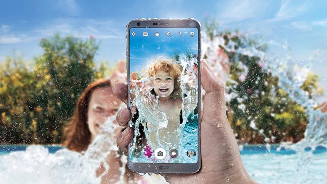 LG G6 İlk Gününde 20 Bin Adet Satıldı
