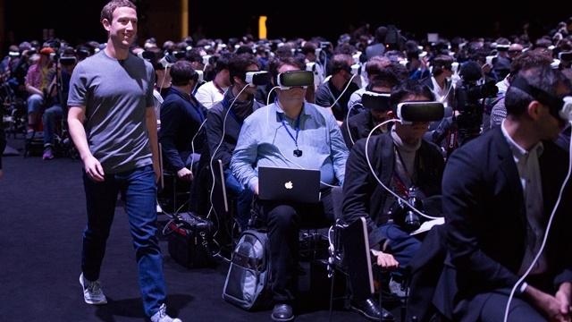 Facebook'a 500 Milyon Dolarlık Şok Oculus Cezası