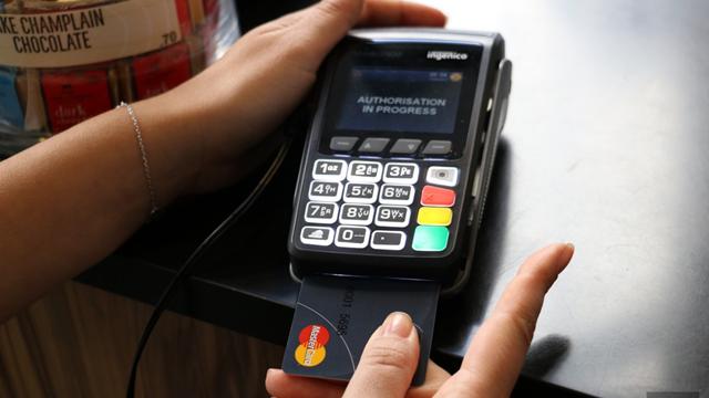 MasterCard'ın Son Teknolojisi: Parmak İzi Şifreli Kartlar