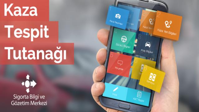 Mobil Kaza Tutanağı Uygulamasıyla Zaman Kazanın