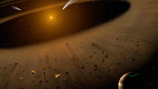 NASA Yeni Gezegen Sistemi Keşfetti