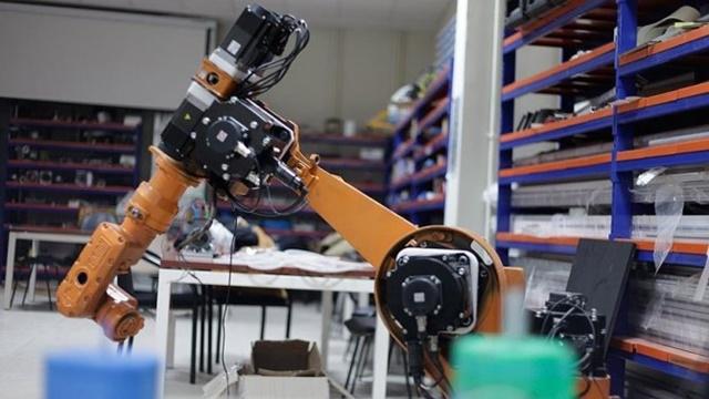 Türk Akademisyenler Robot Sistemi Geliştirdi