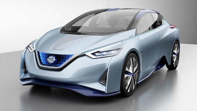 Nissan Yeni Nesil Elektrikli ve Yarı Otonom Modelini Tanıttı