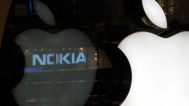 Nokia ve Apple Sonunda Barışıyor