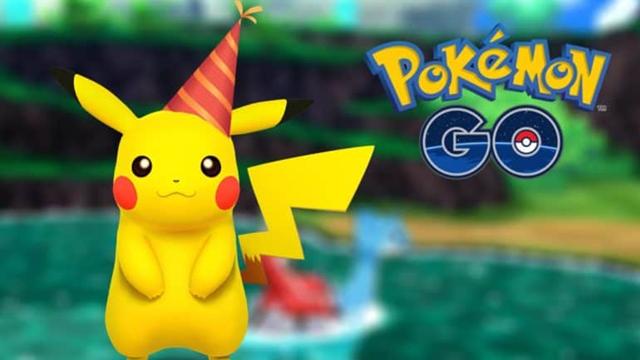 Pokemon GO'nun 1. Yaş Günü Küresel Olarak Kutlanacak