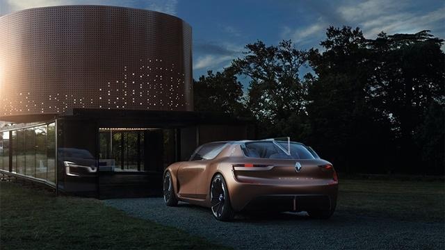 Yeni Renault, Alışılmış Otomobilin Çok Dışında