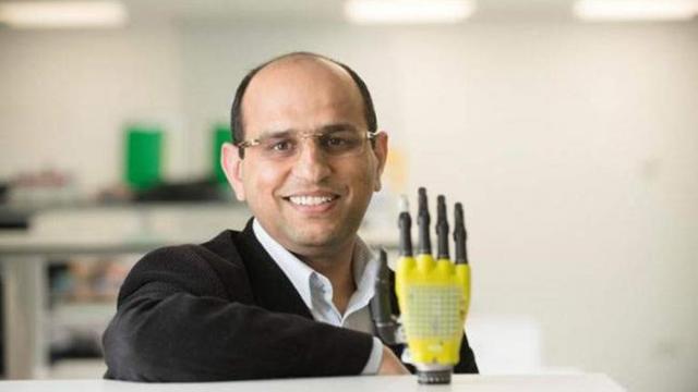 Yeni Geliştirilen Robotik Cilt Teknolojisi, İnsan Derisinden Daha Hassas