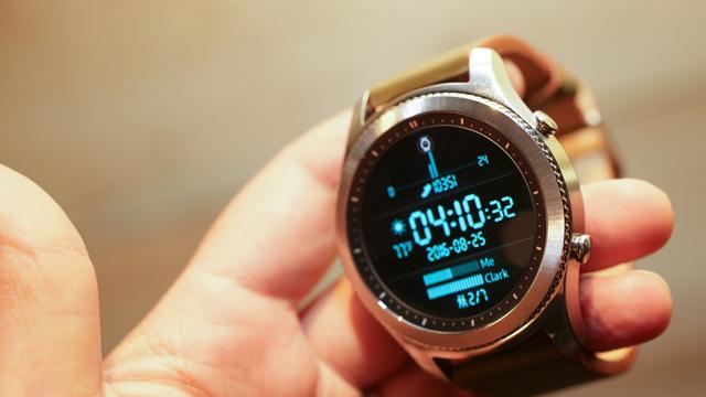 Samsung Gear S3 Tasarım Yarışmasının Kazananı Belli Oldu