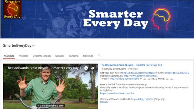 Bu Youtube Kanalı Sizi Daha Zeki Yapacak