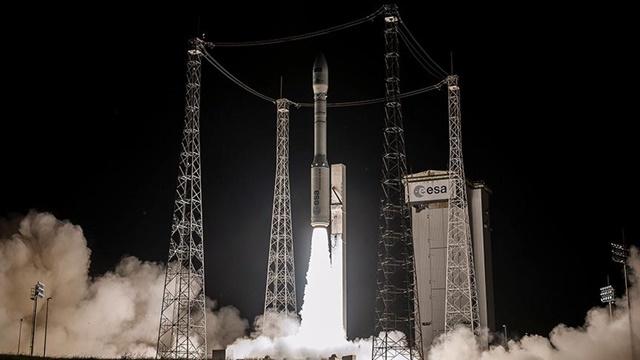 Sentinel 2B Uydusu Yörüngede Yerini Aldı