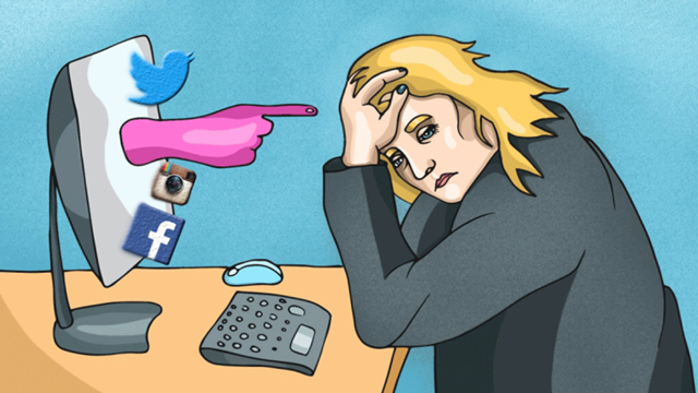 Sosyal Medya Bağımlılığı Psikolojik Hastalıklara Sebep Oluyor
