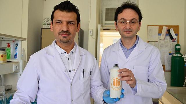 Türk Bilim İnsanları Bor Madeninden Biyouyumlu Yapıştırıcı Üretti