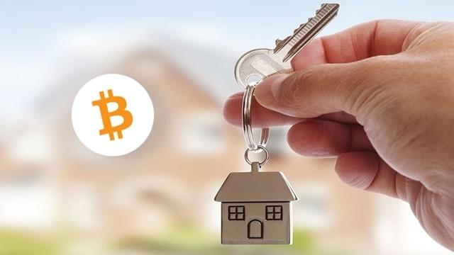 Türkiye'de Bitcoin ile Ev Satışı Başlıyor