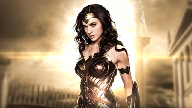Wonder Woman'ın Nefes Kesen Yeni Fragmanı Yayınlandı