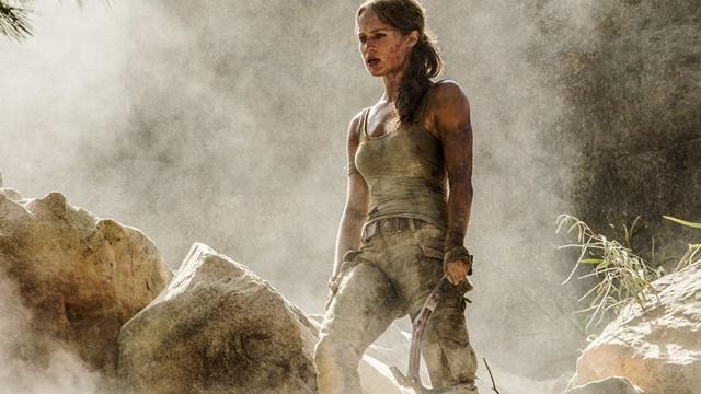 Yepyeni Lara Croft ile Tomb Raider'ın İlk Fragmanı Yayında
