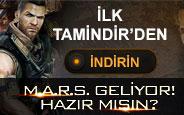 M.A.R.S. Online Türkiye'de İlk Defa Tamindir Farkıyla