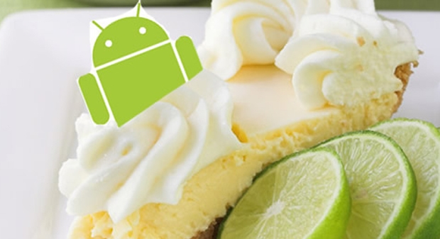 Android 5.0 Key Lime Pie Onaylandı