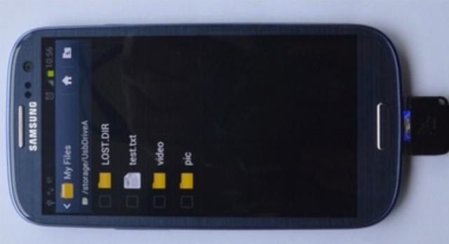 Her Android Cihaz MicroSD Desteğine Kavuşuyor!