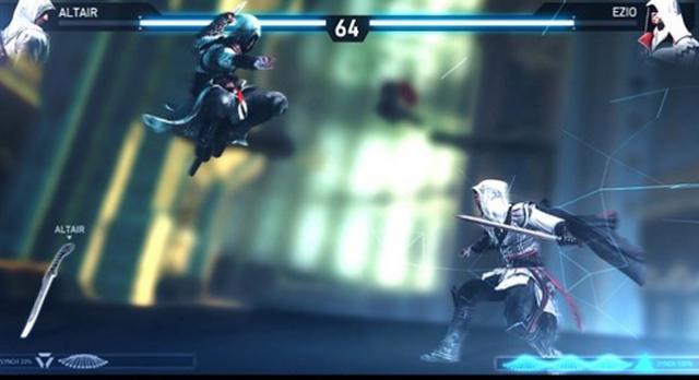 Assassin's Creed'in Dövüş Oyunu mu Geliyor?