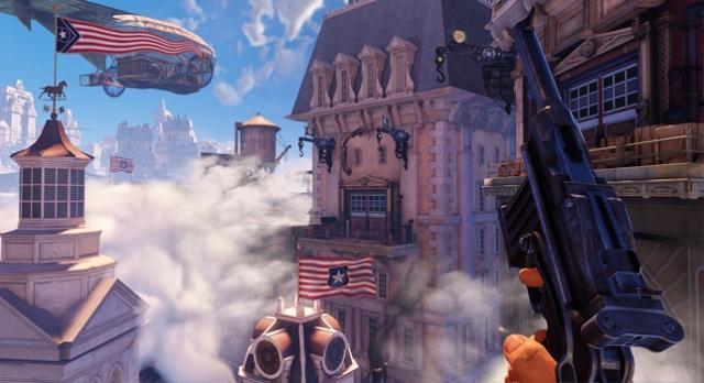 BioShock Infinite'in İlk İnceleme Puanları