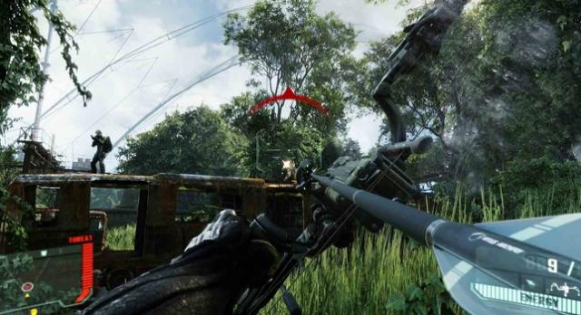 Crysis 3'ün İlk İncelemesi Yapıldı