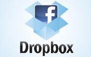 Dropbox'taki Dosyalarınızı Facebook'ta Paylaşabileceksiniz