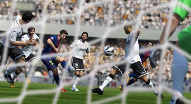 FIFA 14'ün İlk Ekran Görüntüleri ve Çıkış Yapacağı Platformlar