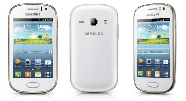 Samsung, Galaxy Fame ve Galaxy Young'u Duyurdu