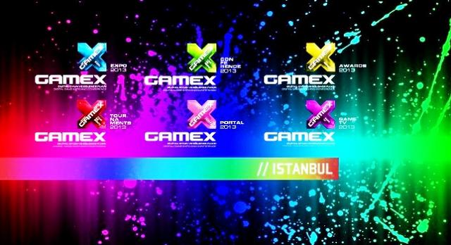 GameX 2013'ün İlk Gününe Rekor Katılım Gerçekleşti