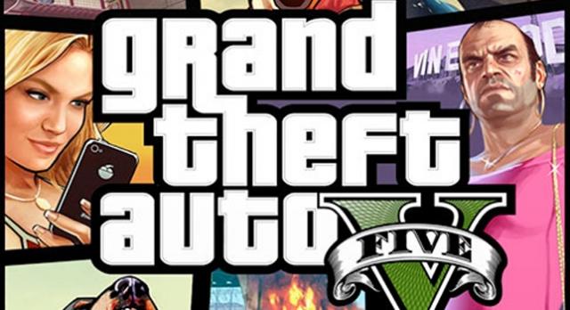 GTA V'in Kapak Görseli Sızdırıldı