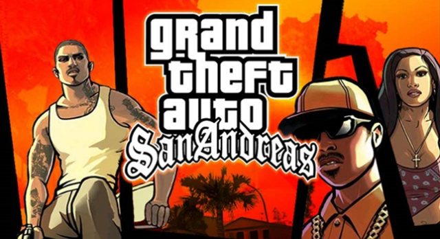 GTA: San Andreas Playstation 3'e Geliyor!