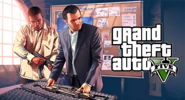GTA V'in Soundtrack'i Yayınlandı