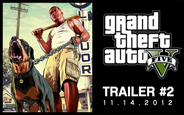 GTA V'in İkinci Videosu 14 Kasımda