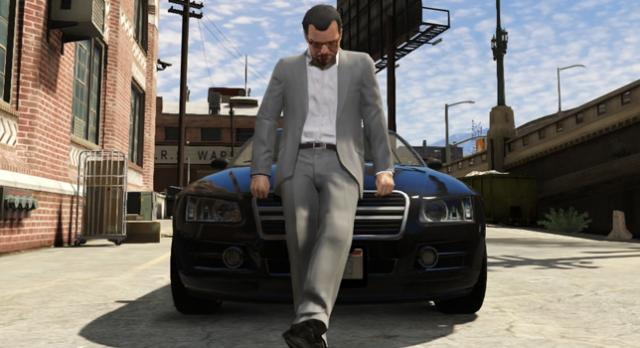 GTA V'in Yeni Ekran Görüntüleri Yayınlandı