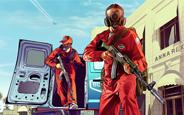 GTA V İçin Yeni Bir Görsel Yayınlandı