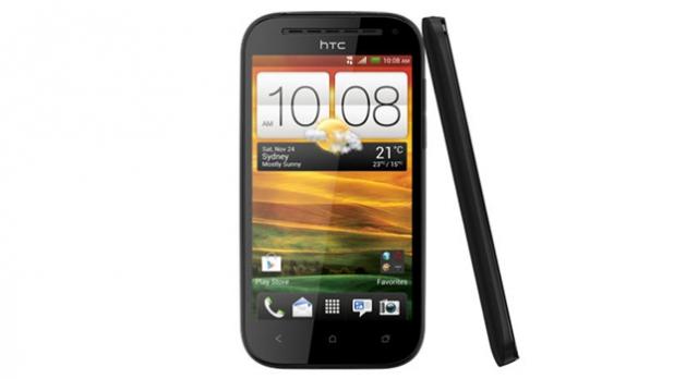 HTC One SV Tanıtıldı