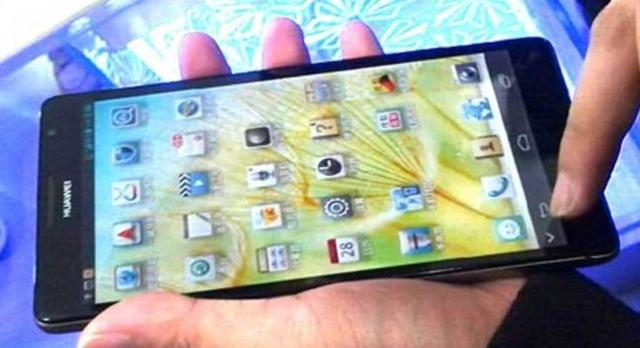 Huawei'nin 6.1 İnçlik Telefonu Ascend Mate Göründü