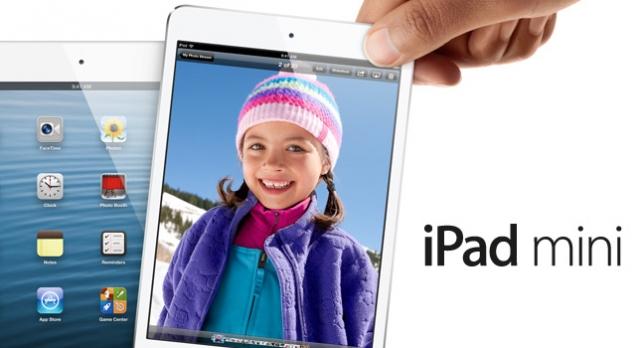 iPad Mini Resmi Olarak Türkiye'de
