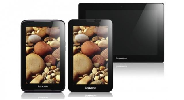 Lenovo İki Yeni Tablet Tanıttı