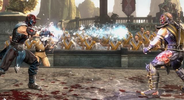 Mortal Kombat'ın PC Sürümü Görüntüleri