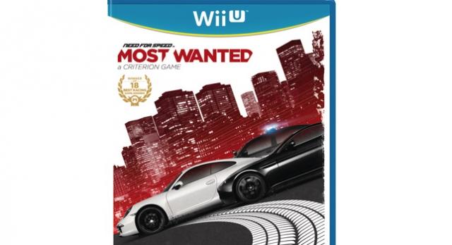 Need for Speed: Most Wanted'ın Wii U Versiyonuna Ait İlk Bilgiler