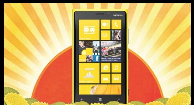 Nokia Lumia 920T Çin'de Duyuruldu