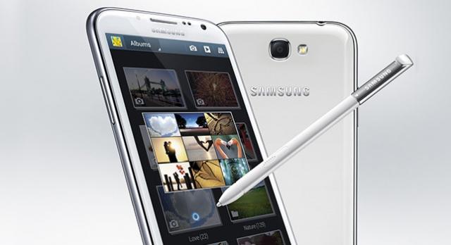 Samsung Galaxy Note 2'nin Satış Rakamı 5 Milyon Oldu