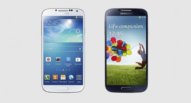 Samsung Galaxy S4 Vodafone ile Türkiye'de