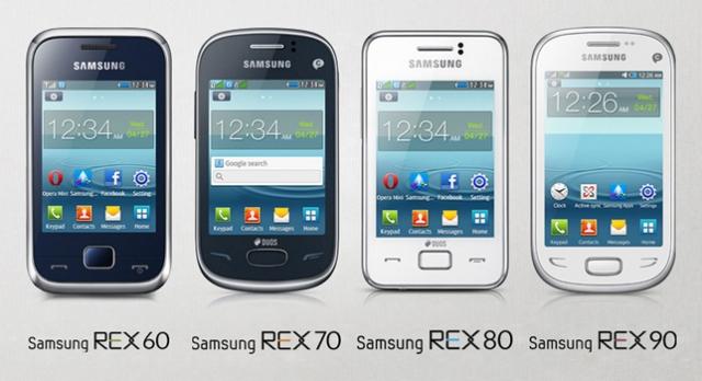 Giriş Seviyesindeki Samsung Rex Serisi Tanıtıldı