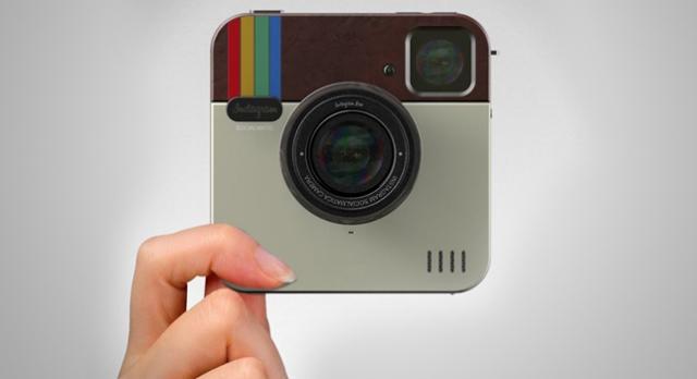 Instagram'ın Fotoğraf Makinesi Socialmatic Geliyor