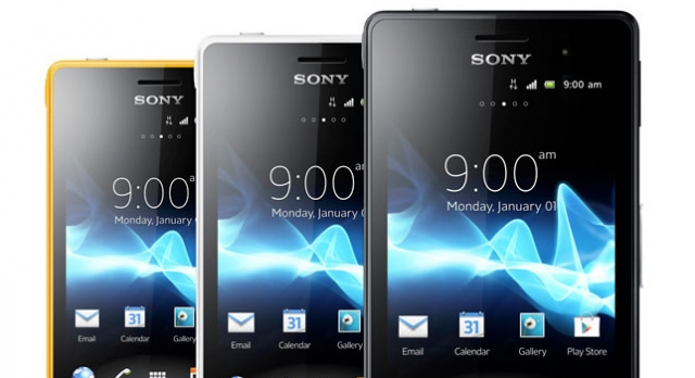 Sony Xperia E ve Xperia E Dual Duyuruldu