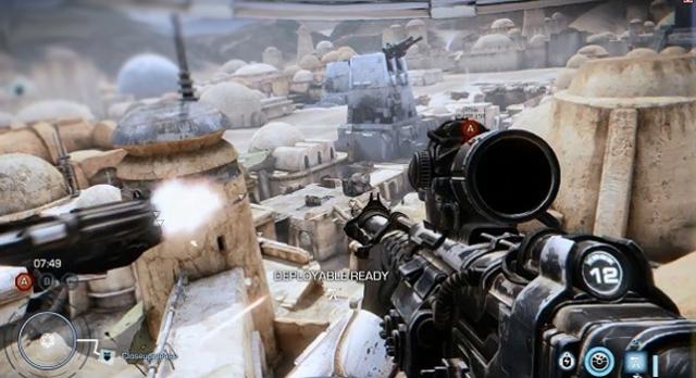 Star Wars: First Assault'un İlk Görüntüsü